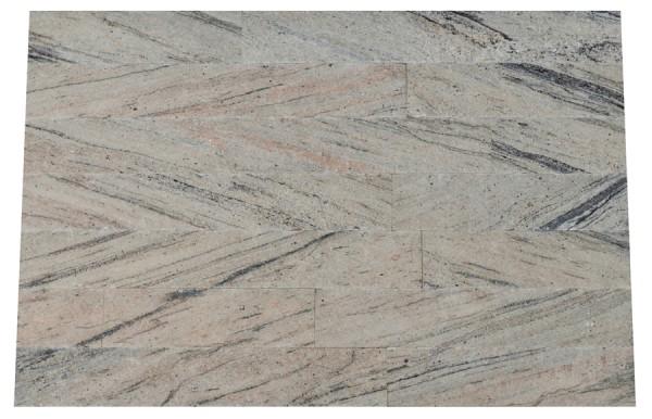 Granit-Verblender Prado Gold spaltrau