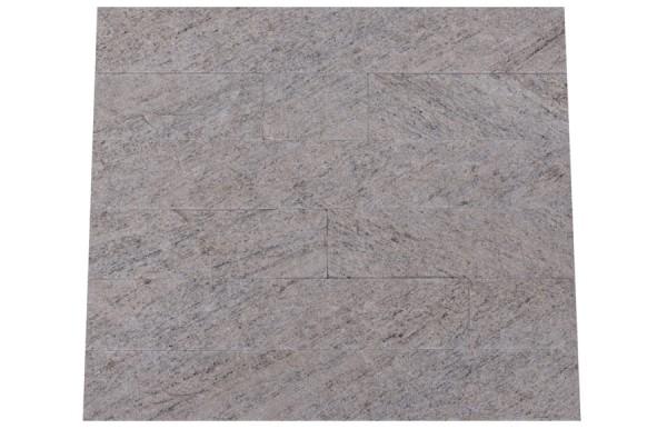 Granit Verblender Colonial Ivory spaltrau