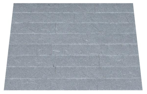 Granit-Verblender Sira Grey spaltrau